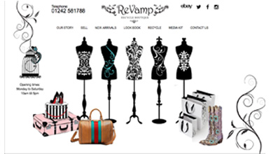 Revamp Shop Cheltenham