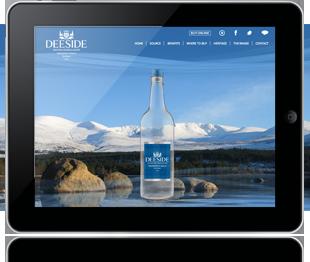 Deeside Water Scotland